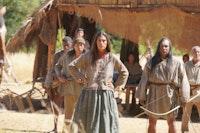 Caisa Ankarsparre, <em>Exterminate All the Brutes</em>. Courtesy HBO. Photo: Velvet Film/David Koskas.
