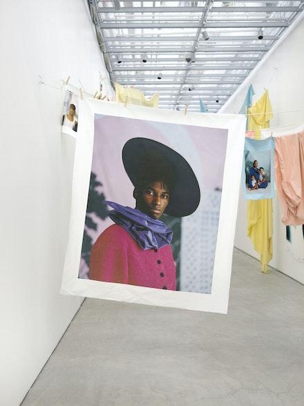 Tyler Mitchell, <em>Laundry Line</em>, 2020. © Tyler Mitchell. Courtesy Jack Shainman Gallery, New York.