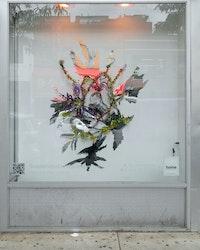 Diana Sofia Lozano: <em>Suspended in the Iris</em>, 2021. Courtesy Home Gallery. Photo: Daniel Terna.