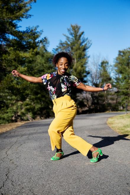 LaTasha Barnes. Photo: Jessica Keener Photography.