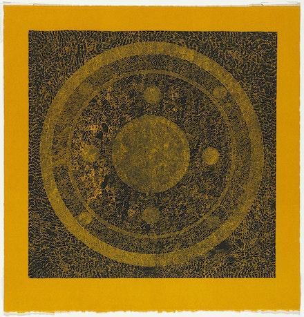 Bruce Conner, <em>Mandala</em>, 1965. Museum of Modern Art, New York. © 2021 Conner Family Trust, San Francisco / Artists Rights Society (ARS), New York. Digital Image: © The Museum of Modern Art/Licensed by SCALA/Art Resource, NY.