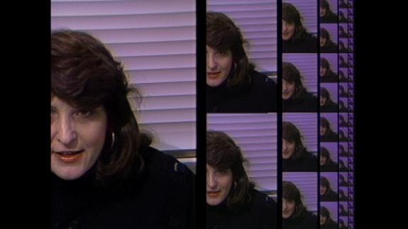 Lynn Hershman Leeson, <em>The Electronic Diaries</em>, 1984-2019 (still). Video, color, sound. Courtesy the artist; Bridget Donahue, New York; and Altman Siegel, San Francisco.