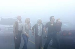 Jeffrey DeMunn, Laurie Holden, Frances Sternhagen, Thomas Jane, Nathan Gamble star in <i> The Mist</i>, directed and adapted for the screen by Frank Darabont. <i>Photo courtesy of The Weinstein Company, 2007.</i>