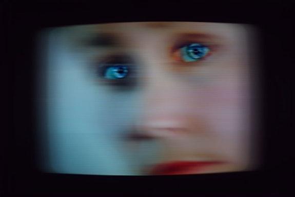 Lynn Hershman Leeson, <em>Seduction of a Cyborg</em>, 1994. Video, color, sound; 5:52 min. Courtesy the artist; Bridget Donahue Gallery, New York; and Altman Siegel, San Francisco.