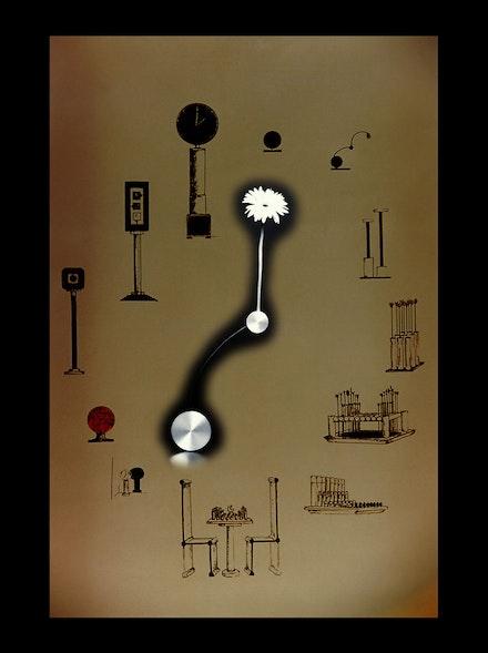 John Sims, <em>Time Sculpture</em>, 2000. Courtesy the artist.