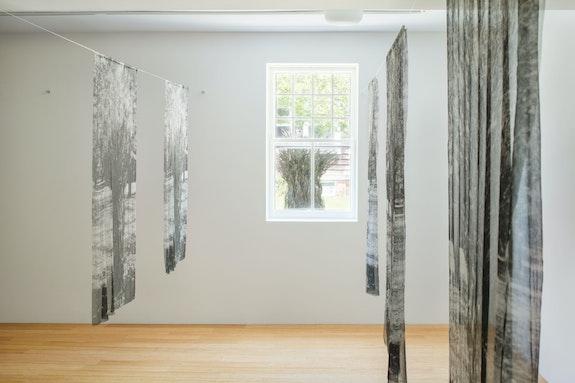 <p>Installation view: <em>Maren Hassinger</em>, Dia Bridgehampton, New York, 2021. © Maren Hassinger. Courtesy Dia Art Foundation.</p>