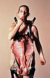 Tania Bruguera, <em>The Burden of Guilt</em>, 1997–99.