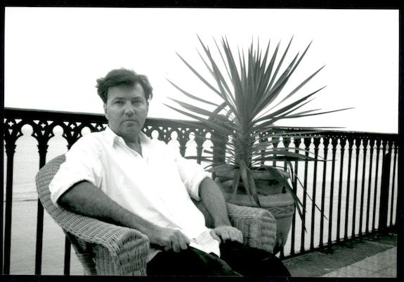 Diego Cortez, Villa Peirce, Naples, 1988. Photo: Raymond Foye.