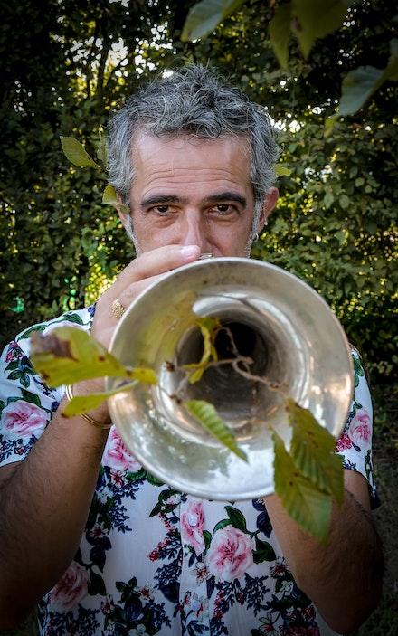 Paolo Fresu, 2020. Photo: Roberto Cifarelli