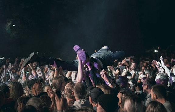 <p>Puuluup Crowd Swimming. Photo by Kirke Kuiv.</p>
