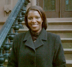 Photo of Letitia James by Edward Droste.