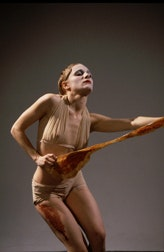 Ksenia Vidyaykina, one of over 80 choreographers whose work will be featured in the Third Annual D.U.M.B.O. Dance Festival, October 16 through October 19.