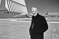 James Carroll - Airforce Academy. Photo by Bob Richman.