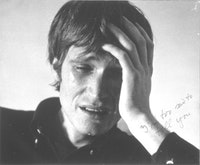 "Bas Jan Ader, ""I'm too sad to tell you"" (1970). Black and white photograph, 49 x 59 cm. Collection Museum Boijmans Van Beuningen."