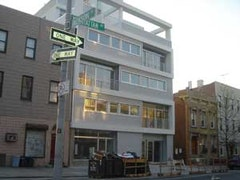 The Greenbelt building in Williamsburg, Brooklyn. Photo by Sarah Nelson Wright.