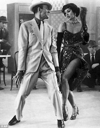 <i>Cyd Charisse and Fred Astaire in the 1953 film</i> The Band Wagon. <i>Photo courtesy of</i> MGM.