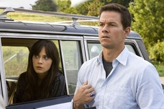 <i>Mark Wahlberg's forehead doing what it does best. Photo Courtesy of 20th Century Fox.</i>