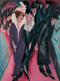 <i>Ernest Ludwig Kirchner,