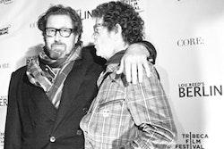 Berlin director Julian Schnabel and Lou Reed at the 2008 Tribeca Film Festival. © tribecafilm.com