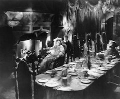 <i>Gothic Splendor of Miss Havisham's Room, </i>Great Expectations <i>(1948).</i>