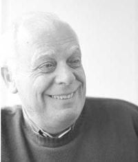 Photo of Antonio Lobo Antunes by Jim Goldberg/Magnum Photos