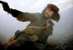 <i>Benicio Del Toro as Che</i>