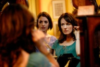 <i>Anne Hathaway, left, as Kym and Rosemarie DeWitt as Rachel. © Sony Pictures Classics</i>