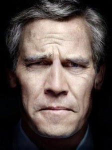 <i>Josh Brolin is W. © Lionsgate Films</i>
