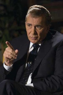 Frank Langella as Nixon: Can you imagine what this man would have been had he ever been loved?