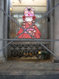 Another of Koralie's geishas.
