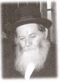 Photo from the book <i>Oitseres Hanigunim</i> courtesy of Michael Casper.