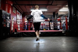 <i>All photos of Gleason's Gym by Michael Short.</i>