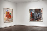 Philip Guston, left to right: