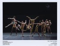 Dancers in Lifecasting. Photo by Paul Kolnik.