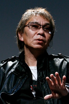 Takashi Miike himself. Photo (c) George Hirose, courtesy of Japan Society.