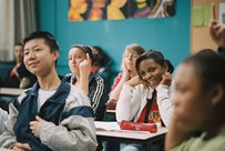 Changing the face of a French classroom. ©Sony Picture Classics.