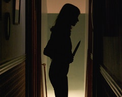 Animus rising: Jocelin Donahue in The House of the Devil. © Courtesy Glass Eye Pix.