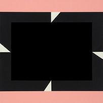 "Don Voisine, ""Buzz"" (2009). Oil on wood. 17 x 17 inches. Courtesy McKenzie Fine Art, New York."