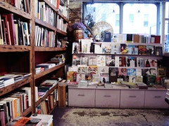 Partial views of the bookstore. Courtesy of Spoonbill & Sugartown.