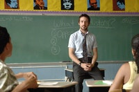 This teacher's pet is the monkey on his back. © 2006 Think Film Company, Inc.