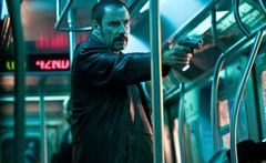 John Travolta as Ryder. © Columbia Pictures.