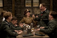 Tarantino's Inglorious Basterds. © The Weinstein Company.