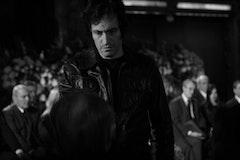 Vincent Gallo in Tetro. Photos by Alicia Schemper © American Zoetrope.