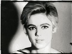 Static, but moving: Edie Sedgwick. © Andy Warhol Museum.