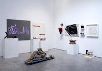 <i>Your Gold Teeth II</i> installation shot. Courtesy of Marianne Boesky Gallery, New York
