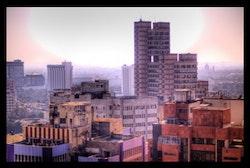 New Delhi. Photo by Madhu Kapparath.