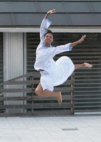 Jamal Jackson Dance Company's <i>Supplant</i> at Solar One. Photo by Eric Bandiero.