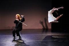Eidolon Ballet in <i>Decology</i>. Photo by Paul B. Goode