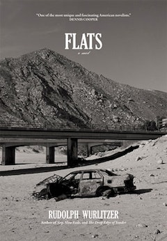 The Two Dollar Radio cover for <i>Flats</i>