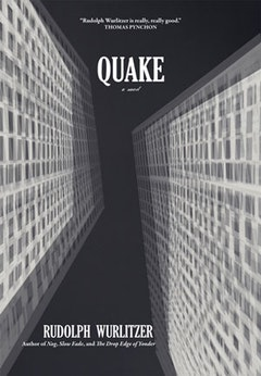 The Two Dollar Radio cover for <i>Quake</i>